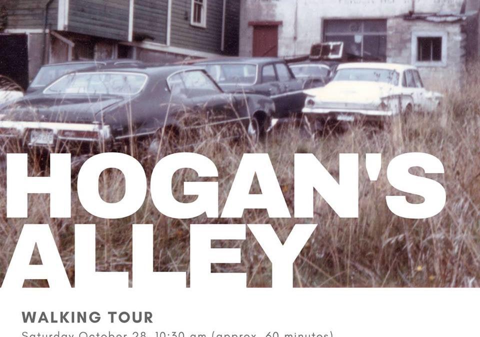 Hogan's Alley Walking Tour